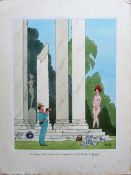 Smilby, Francis Wilford-Smith For heaven's sake, Daphne, this is supposed to be the Temple of Venus