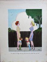 Lot 52 - Smilby, Francis Wilford-Smith 'Your dad may be bigger than my dad, but my mum's bigger ...'