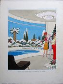 Smilby, Francis Wilford-Smith 'Wilmot decided that this year we would have snow for Christmas'
