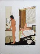 Smilby, Francis Wilford-Smith 'Hello, Room Service? - the ceiling mirror is steamed up'