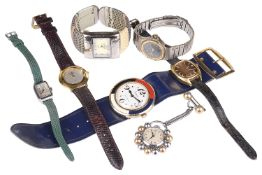 A selection of ladies wristwatches(7)