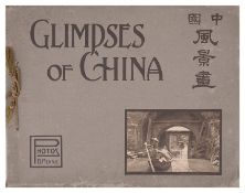 D Mennie, Glimpses of China, A Series of Vandyck Photogravures