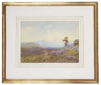 Donald A Paton (Brit., 1866-1949) watercolour