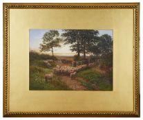 George Shalders (British, 1826 - 1873)