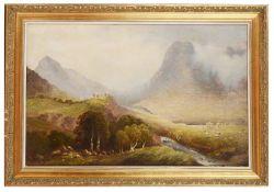 Horatio McCulloch RSA (Scottish, 1805 - 1867)