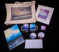Philip Raskin Signed Artwork Goodie Bag