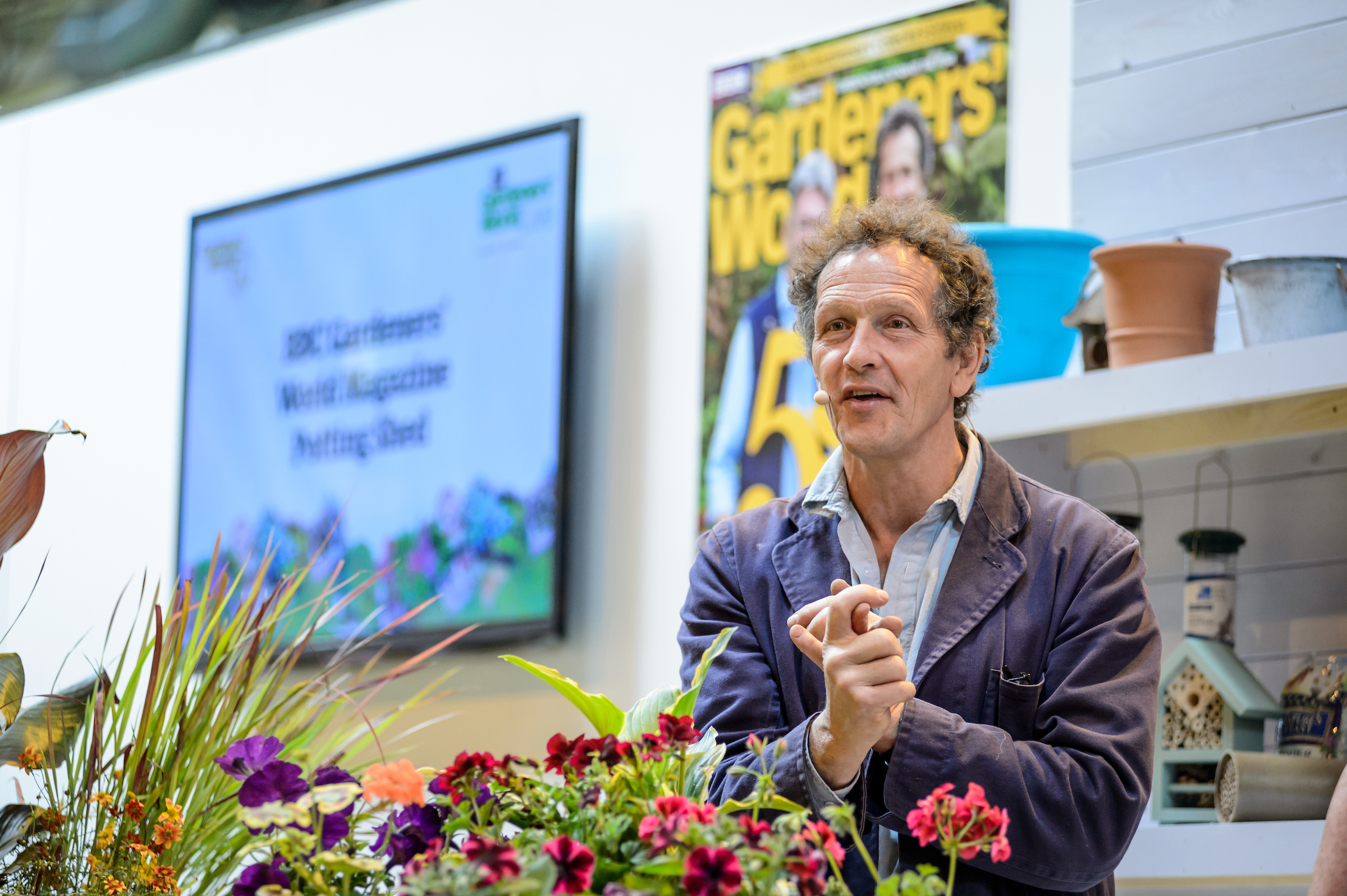 Lot 77 - **Meet Monty At Gardener's World Live In June 2019