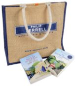 Philip Serrell Signed Books And Goodie Bag