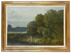 Karl Pierre Daubigny (French, 1846 - 1886)