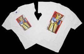 Bargain Hunt Expert David Harper original artwork t-shirts