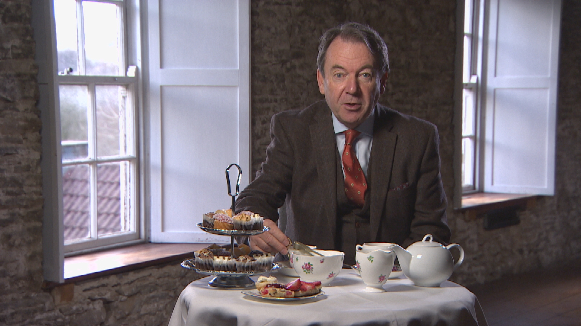 Lot 65 - **Afternoon Tea With Eric Knowles