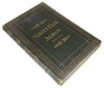 A bound Vanity Fair Album