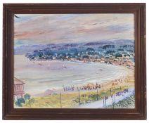 John Gascoigne Lake (British, 1903 - 1975) 'Les Lecques', watercolour