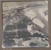 Black and white photograph album; RAF pilot A. Hart 1920/30s