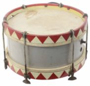 A 14-inch 1950s drum