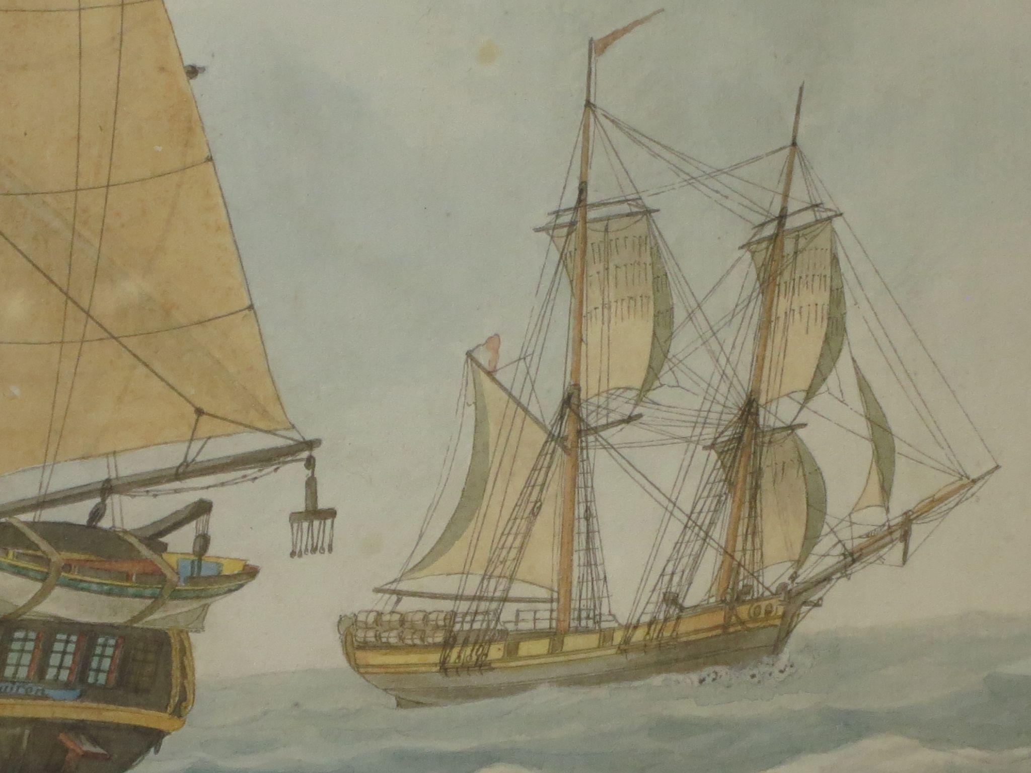 JOSEPH-ANGE ANTOINE ROUX (FRENCH, 1765-1835) - Image 6 of 15