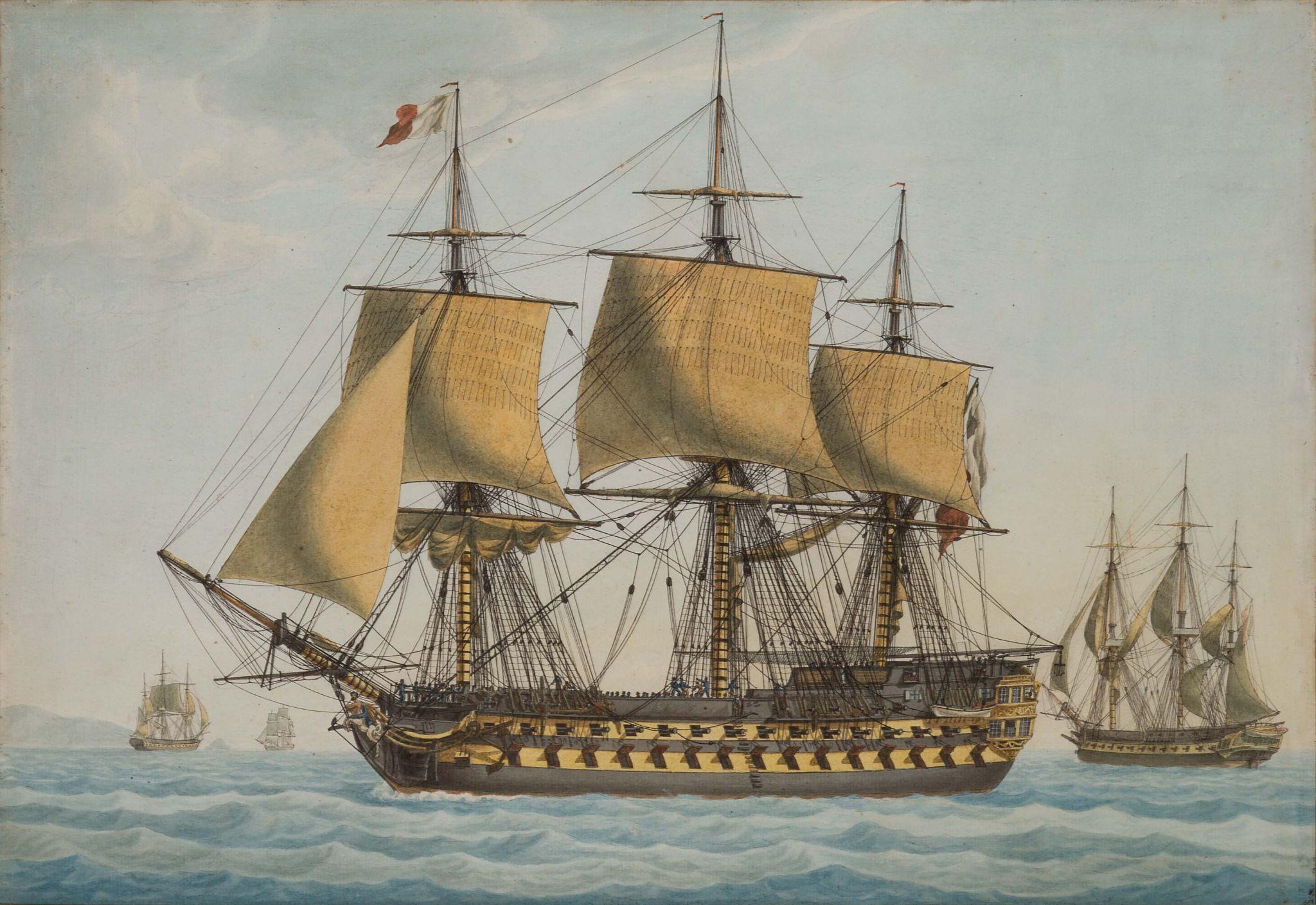 JOSEPH-ANGE ANTOINE ROUX (FRENCH, 1765-1835) - Image 2 of 15