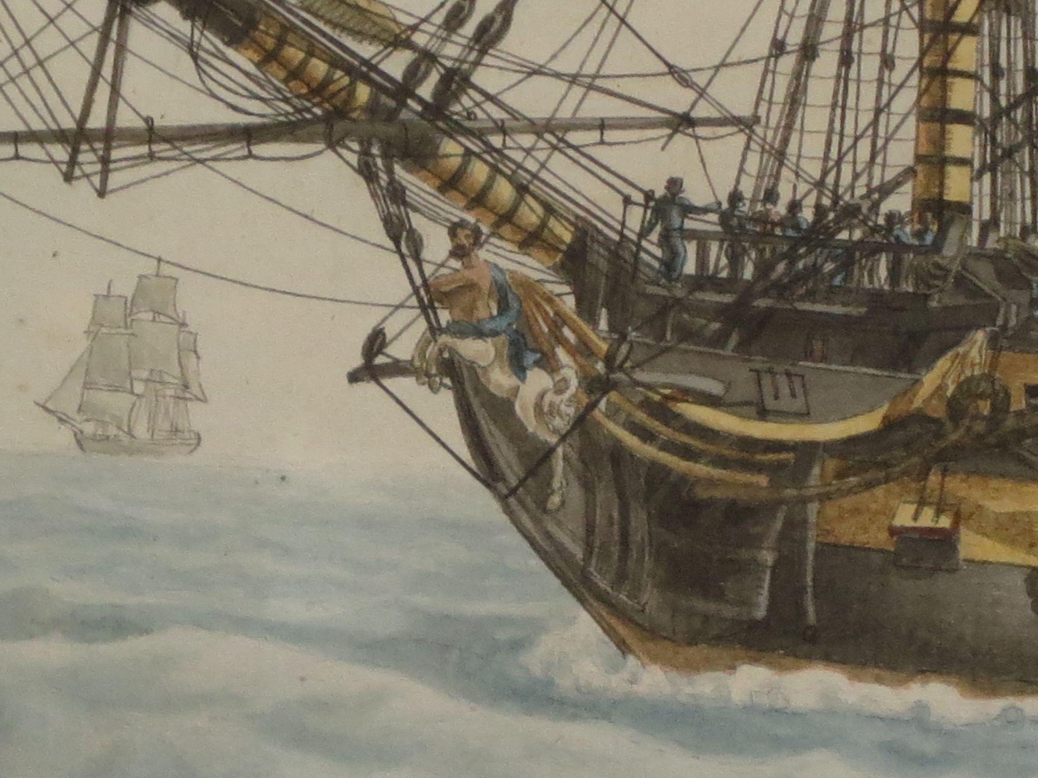 JOSEPH-ANGE ANTOINE ROUX (FRENCH, 1765-1835) - Image 10 of 15