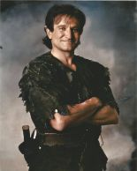 Lot 60 - Robin Williams signed 10 x 8 colour Jumanji Photoshoot Portrait Photo, from in person collection