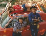 Lot 38 - Dukes Of Hazard signed 10 x 8 colour Landscape Photo Signed By Tom Wopat & John Schneider, from in