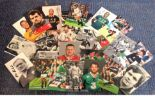 Lot 12 - World Rugby players signed 6x4 photo collection. 30 photos. Some of names included are Keatley,