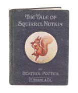Lot 156 - Potter (Beatrix) The Tale of Squirrel Nutkin, FIRS