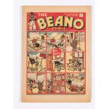 Beano 88 (1940). Propaganda war issue. Pansy Potter hitches a ride to Germany on a Spitfire. Wild