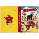 Beano Book (1951) Biffo rodeo. Bright boards and spine, light general wear, neat dedication, clean