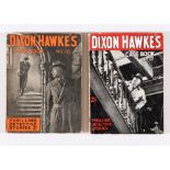 Dixon Hawke's Casebook (1940s D C Thomson) 16, 17. Illustrated every few pages [vg/vg+] (2)