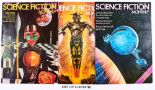 Lot 140 - Science Fiction Monthly (1974-76 New English Library) 1-28. Complete run. Vol. 2 No 11 wfg T-Shirt