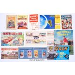 Football, Adventure and Sports Car Booklets and Giveaways (1930s-70s). Adventure Thrill Book 1,