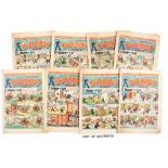 Dandy (1943-44) 231, 243, 259, 265-267, 271, 273, 274, 277-279 Fireworks, 281. Propaganda war
