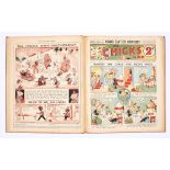 Chicks' Own (1921) 15-40. In bound volume [fn/fn+] (26)