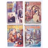 Sexton Blake Annual (1938, 1940-42) 1-4. Only these four annuals were published, there was no annual