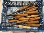 Lot 7 - 20 chisels