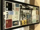 Lot 16 - A display of Southampton Doctors tools