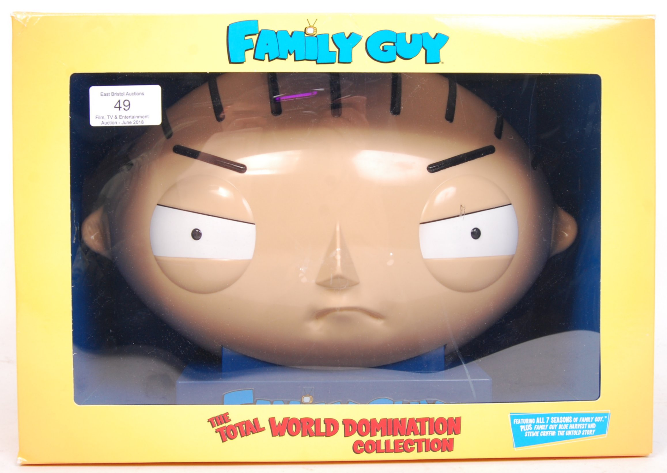 The total world domination collection