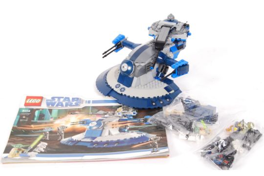 A Lego Star Wars Set No 8018 Armoured Assault Tank Appears 100