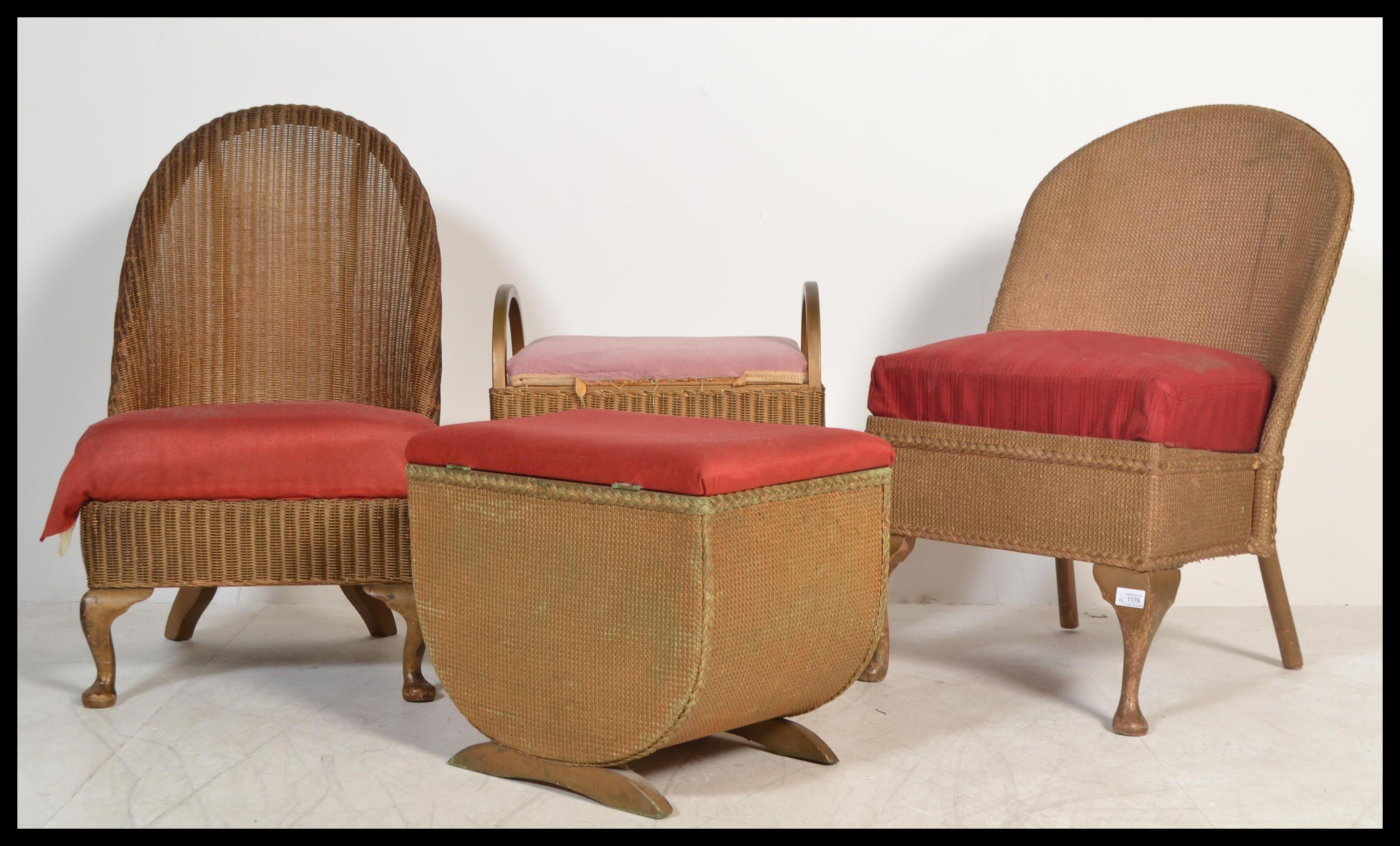 Dating lloyd loom furniture
