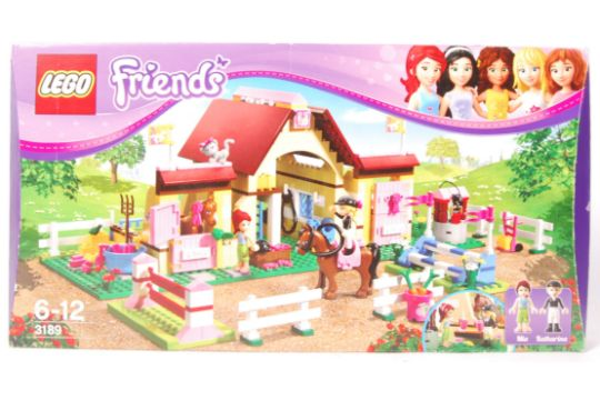 A Lego Friends Series Set No 3189 39 Heartlake Stables 39