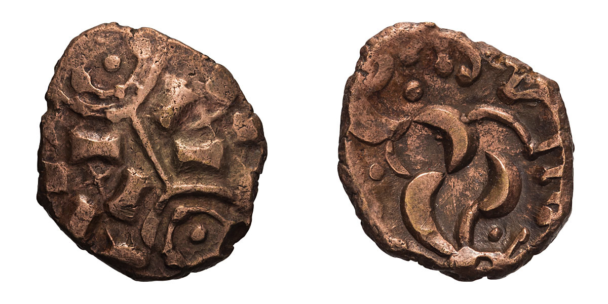 Lot 26 - Celtic, Britain, Corieltauvi. ESVP ASV. Gold Stater.