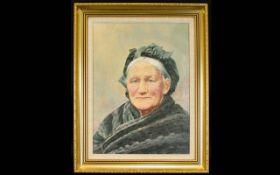 Valerie Chiltern Original Oil on Canvas.
