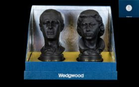 Wedgwood HM Queen Elizabeth II and HRH T