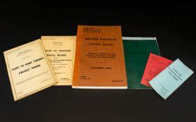 Railway Interest. British Railways, East