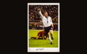 Football Interest Limited Edition Signed