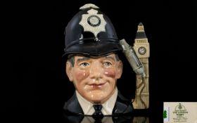 Royal Doulton Hand Painted Character Jug