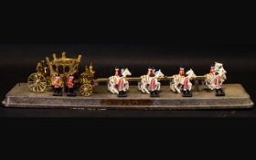 Diecast Coronation Parade - Crescent Toy