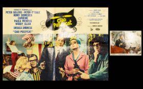 Cinema Interest - Peter O'Toole Original