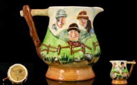 Sandland Ware - Early Hand Painted Uncle