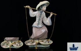 **WITHDRAWN** Lladro Porcelain Figurine